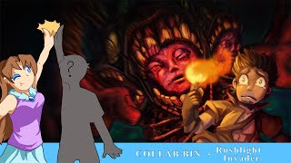 The Collab Bin - Rushlight Invader: RUN
