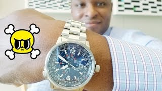 Citizen's 2018 Blue Dial Edition Nighthawk BJ7000-52L Wristwatch FAIL Review!