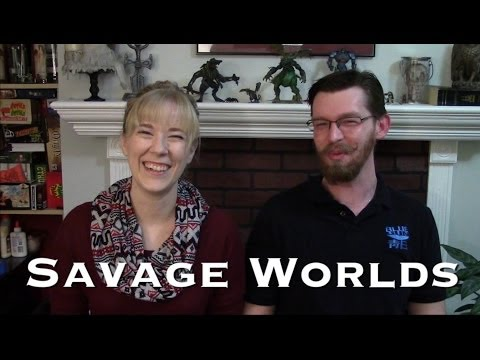 R4I Ep 4 - Savage Worlds
