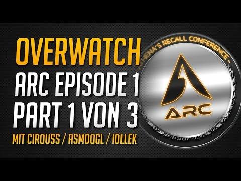 Athena's Recall Conference | Gewinnspiel | ARC Episode 1: Orisa | Part 1/3