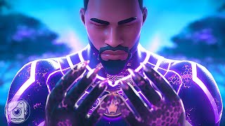 BLACK PANTHER ORIGIN STORY! (A Fortnite Short Film)