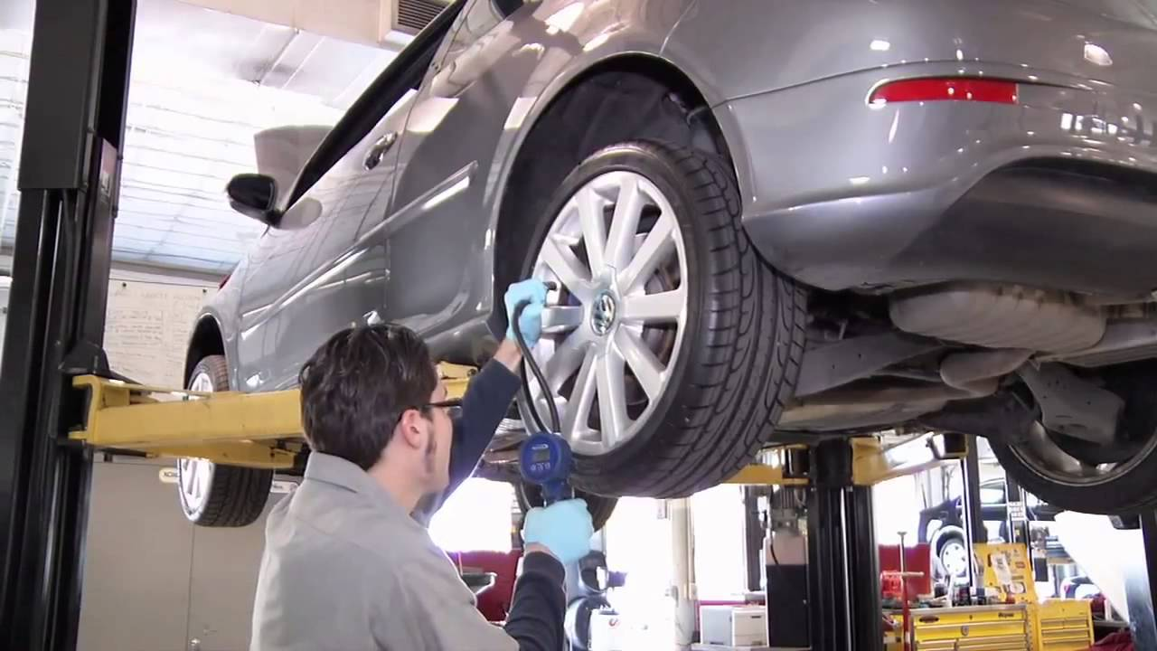 Elk Grove Vw >> VW Express Service in Sacramento - YouTube