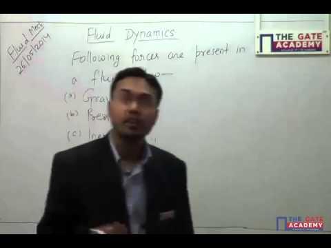 Fluid Mechanics | Fluid Dynamics | Fluid Mechanics Lecture