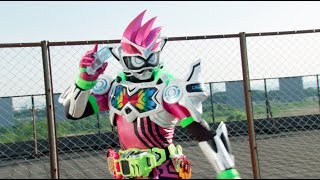 Video Uchuu Sentai Kyuranger x Kamen Rider EX-AID- Summer Movie Trailer 2! (English Subs) download MP3, 3GP, MP4, WEBM, AVI, FLV Juli 2018