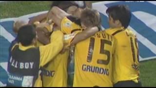 Aris - Scoda Xanthi 1-0 (Sebastian Abreu Goal)