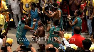 All are equal in eyes of Lord Jagannath-a midget dance at Rath Yatra thumbnail