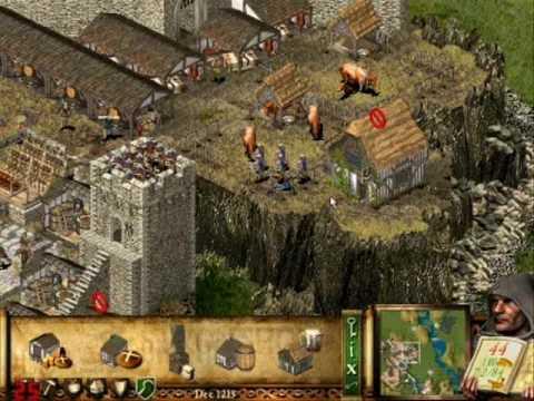 скачать игру Stronghold на пк img-1
