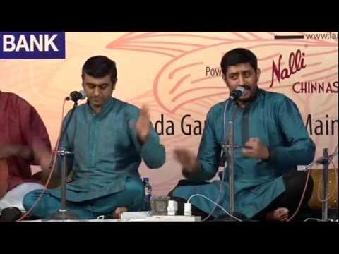 Bharat Sangeet Utsav 2015 | Siblings Sangeeth | Trichur Brothers | Carnatic Music Concert