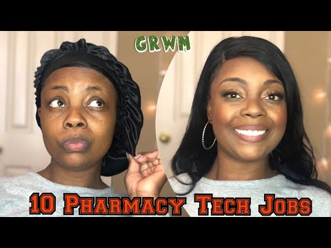 10 Pharmacy Technician Jobs 2020 | Pharmacy Technician 101