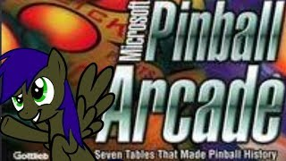Hunter Plays: Microsoft Pinball Arcade