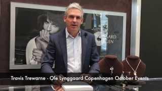 Ole Lynggaard Jewellery Online Shop Melbourne Australia October Events