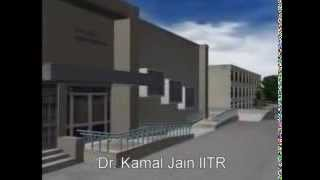 3D Model Civil Department IITR