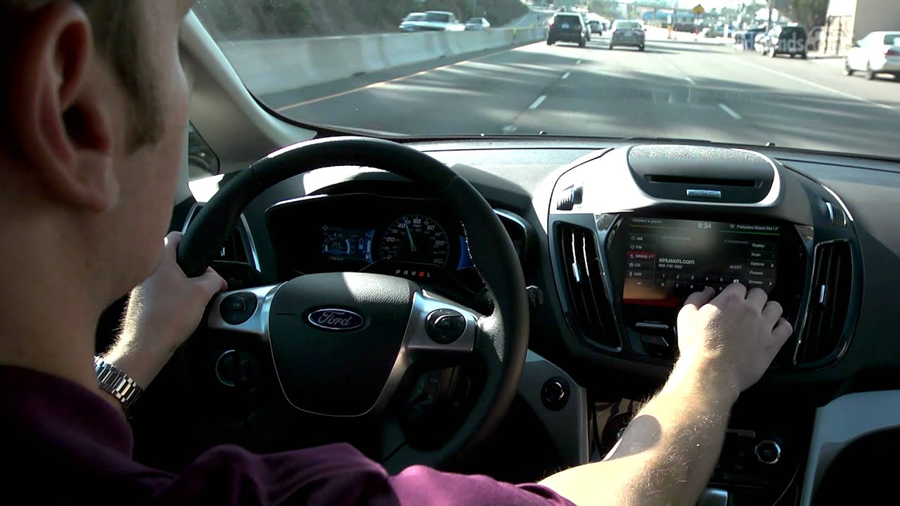 2017 Ford C Max Hybrid Review Edmunds