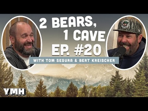 The Stanley Cup makes an appearance on 2 Bears 1 Cave