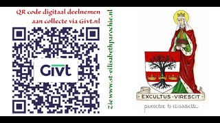 Hoogmis zondag 26 september, Zesentwintigste Zondag door het Jaar, St.-Elisabethkerk Grave