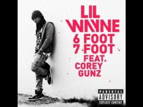 Lil Wayne - 6 foot 7 foot (DOWNLOAD LINK)