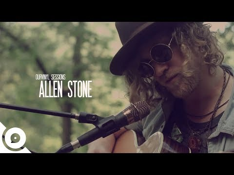 Allen Stone - Extraordinary Love | OurVinyl Sessions