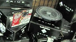 Subwoofers, Speakers, Stereo Systems - Columbus Car Audio & Accessories