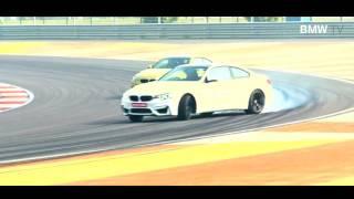 BMW M Performance Training 2015