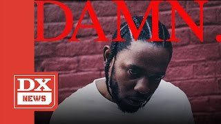"Kendrick Lamar's ""Damn."" Album Features Guest Appearances From Rihanna & U2"