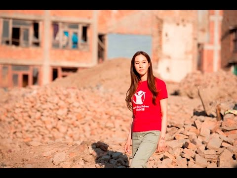 Mrs. Cathy Lee visited Nepal with Save the Children Hong Kon...