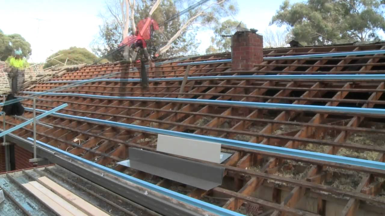 Eguard Roof Replacement Youtube