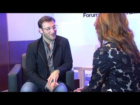 Nordic Business Report: Interview with Simon Sinek
