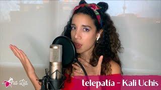 telepatía - Kali Uchis (cover)