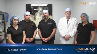 Meet Dr. Eric Valladares (Hair Restoration Doctor)