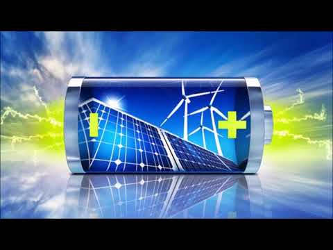 Energie storage is now possible