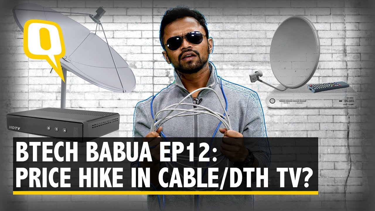 TV Channels' Prices To Increase As New TRAI Tariff Regime Kicks In? | The Quint #Regime