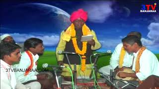Sant Savalal Maharaj Bhakthi Bhajan by Tukaram Maharaj    Digambar Billu Chauhan    3TV BANJARAA