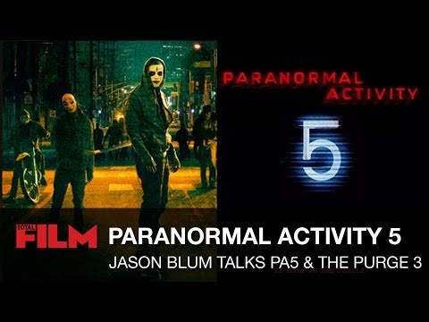 Jason Blum talks Paranormal Activity 5 & The Purge 3 plots