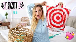 Target Haul! Home Decor + More!! AlishaMarieVlogs