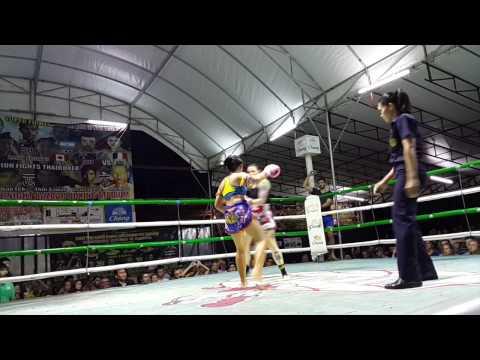 Kristan fights Cherry july 10 2015