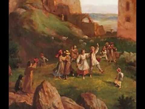 Polska muzyka ludowa Polka Taniec Tadeusz Jedynak Przystałowice radomskie Polish Folk