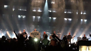 LIAM GALLAGHER - SUPERSONIC  - MOTORPOINT ARENA - CARDIFF - 13.12.17