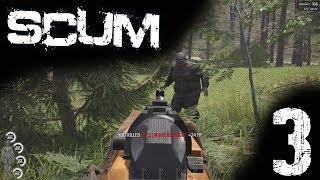 SCUM Gameplay DE #003 Auf ins Gefängnis