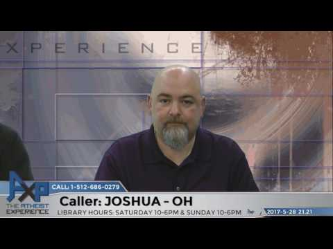Clergy Project & Talking to Dad About Religion | Joshua - Ohio | Atheist Experience 21.21