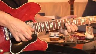 1966 Gibson ES-335 cherry
