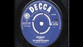 The Moontrekkers - Moondust - 1963 45rpm