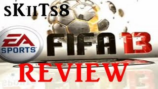 FIFA 13: Game Review