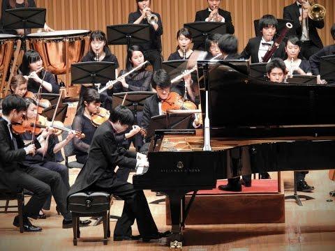Mao Fujita/Liszt Piano Concerto No. 1 in E-flat major/Daiki Omori/VYO