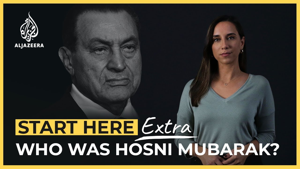 Who was Hosni Mubarak? | Start Here | EXTRA