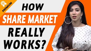 Share Market Basics For Beginners| How Stock Market Really Works| English| Episode:1