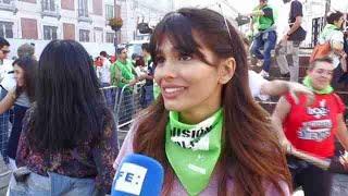 "Sara Sálamo: ""No concibo la tortura animal como cultura"""