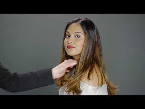 """How To: Get Beachy Waves with the CHI 1"""" Volcanic Lava Spin N Curl"""