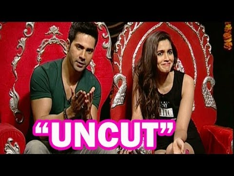 'Humpty Sharma Ki Dulhania' UNCUT and EXCLUSIVE Interview of Alia Bhatt and Varun Dhawan