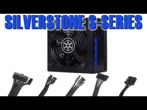 Silverstone S series PSU & PP05 short cable kit