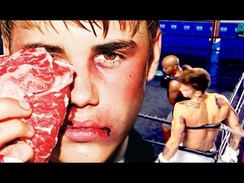 Justin Bieber Gets A Brutal Beatdown